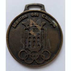 MEDINA DEL CAMPO - MEDALIE XI SEMANA DE DEPORTE
