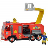 Masinuta de Pompieri Fireman Sam Jupiter 2.0, Simba