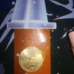 Moneda 50 de bani 2019 Ferdinand 1