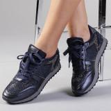 Pantofi sport dama Fleurette albastri