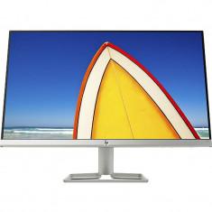 Monitor LED IPS HP 23.8, Full HD, FreeSync, 75 Hz, HDMI, Argintiu