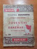 Povestiri din danemarca - perioada interbelica - anii '20-'30