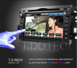 Navigatii dedicate Chevrolet Aveo , Edotec EDT-2920 Dvd Multimedia Gps Chevrolet Navigatie Tv - NDC66508