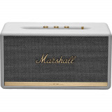 Boxa Portabila Wireless Bluetooth Stanmore II, Sunet Stereo, Panou Control, Alb, Marshall
