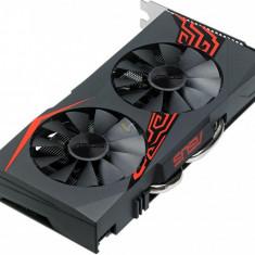 Placa video ASUS AMD Radeon RX 570, GDDR5 4GB, Engine Clock: 1266 MHz(OC Mode)/1256 MHz (Gaming Mode), Memory Clock: 7000 MHz, 256-bit, bulk