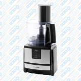 Robot de bucătărie profesional Heinner HFP-550IX, 550W, cu 2 viteze, Discuri din inox