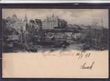 SALUTARI  DIN  SIGHISOARA   CLASICA  CIRCULATA  1898 EDITURA  FRITZ TEUTSCH