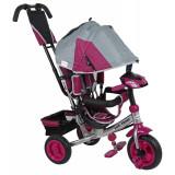 Cumpara ieftin Tricicleta Baby Mix Lux Trike cu sunete si lumini PINK