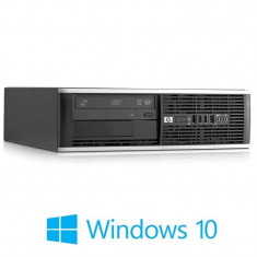 Calculatoare Refurbished HP Compaq 6300 PRO SFF, i5-2400, SSD, Win 10 Home