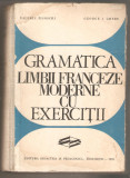 Gramatica limbii franceze moderne cu exercitii