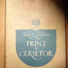 Print Si Cersetor - Mark Twain ,538999
