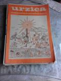 REVISTA URZICA, DE SATIRA SI UMOR NR. 7/1988