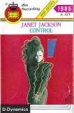 Caseta audio Janet Jackson – Control, originala