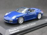 Macheta Porsche 911 Carrera 4s cabriolet Minichamps 1:64