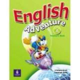 English Adventure Starter A Teacher's Book - Cristiana Bruni