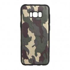 Husa Iberry Moro Verde Pentru Samsung Galaxy S8 Plus G955