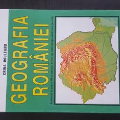 GEOGRAFIA ROMANIEI - Manual clasa a VI-a pt elevi cu deficiente auditive surzi, Clasa 6, Geografie