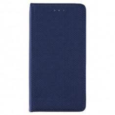 Cumpara ieftin Husa SAMSUNG Galaxy S8 - Smart Magnet (Bleumarin)