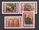Bulgaria.1979 1300 ani statul bulgar-Pictura  EY.29