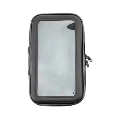 Suport Telefon Bicileta Universal Rezistent la Apa XL (Negru) foto