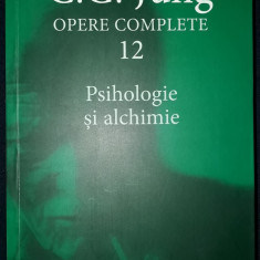 C.G. Jung - Opere 12 (Psihologie si alchimie)