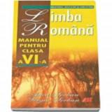 Manual de limba romana clasa a VI a Serban editia 2017