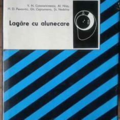 Lagare Cu Alunecare - V.n.constantinescu Al.nica M.d. Pascovici Gh.ceptu,519449