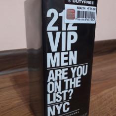 Parfum Carolina Herrera 212 VIP Men 100ml, Apa de toaleta, 100 ml