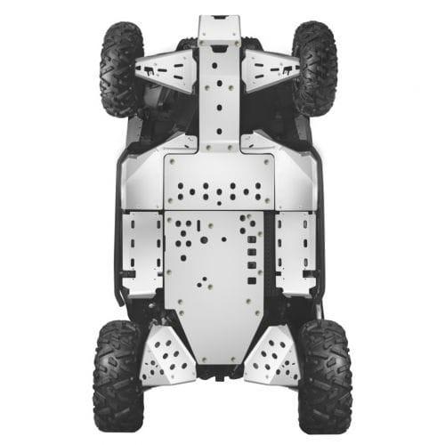 Scut Protectie Aluminiu Shark Skidplate Can-am Maverick X DS 2015