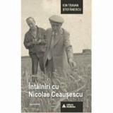 Intalniri cu Nicolae Ceausescu/Ion Traian Stefanescu