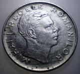 R.159 ROMANIA WWII MIHAI I 100 LEI 1943 EROARE LACRIMA