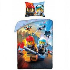 Lenjerie de pat LEGO City LEG-823