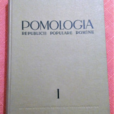 Pomologia R.P.R. Vol. I. Istoric, biologie, metode - T. Bordeianu, N. Stefan, Alta editura, 1963