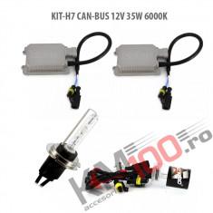 Set xenon H7 CAN-BUS 12V 35W 6000K