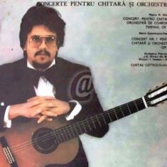 Concerte pentru chitara si orchestra