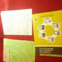 Instructiuni de folosire - Televizoare Electronica -circuite integrate ,certific