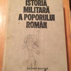 Istoria Militara A Poporului Roman III - Vasile Milea, Stefan Pascu