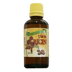 Ulei Ricin Presat la Rece Herbavit 50ml Cod: 21615