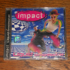 Impact - Liquid (Progressive), CD