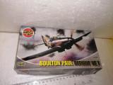 Bnk jc Macheta Airfix - Bolton Paul Defiant NF 1 - 1/72, 1:72