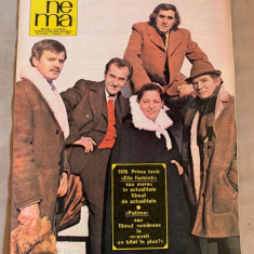 Revista Cinema nr 1 1976