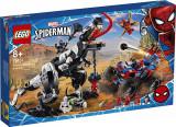 LEGO SUPER HEROES AMBUSCADA VENOMOSAURUS 76151