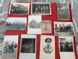 Lot foto armata, 11 poze perioada interbelica