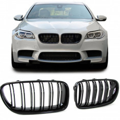Grile radiator dublu BMW F10/F11 M5 LOOK