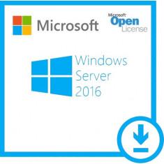 Sistem de operare server Microsoft Server 2016 Standard, 1 Licenta, 2 Core, SNGL OLP NL