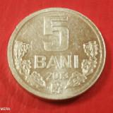 Moldova 5 bani 2013