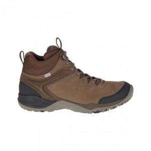 Bocanci Femei Trekking Piele impermeabili Merrell SIREN TRAVELLER Q2 MID WTPF SelectDry
