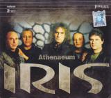 CD Rock: Iris - Athenaeum ( 2009, dublu CD original , stare foarte buna )