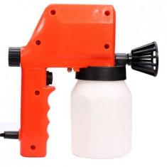 Pistol de vopsit electric Kumas PG-350, 600 ml, 75 W