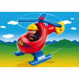1.2.3 - Elicopterul Pompierilor, Playmobil